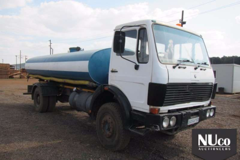 Truck Mercedes Benz Water Tanker MERCEDES BENZ 1924 WATER TANKER 0