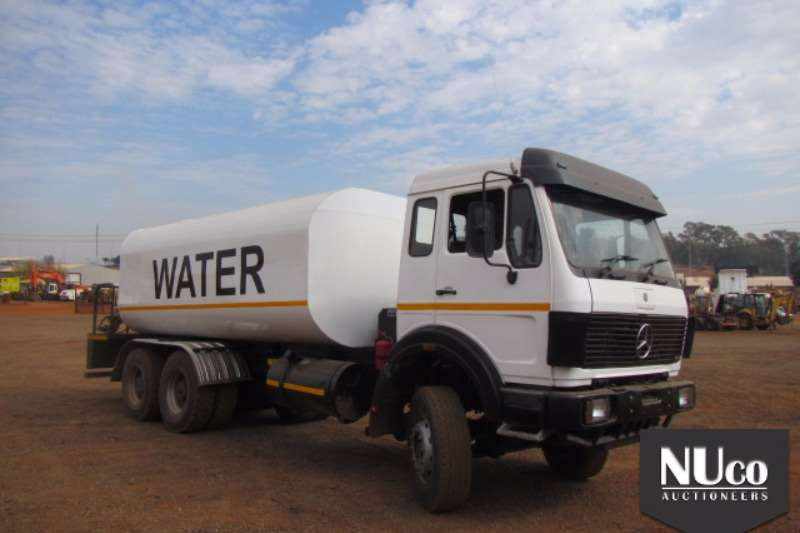 Mercedes Benz Water tanker MERCEDES BENZ 2628 18000L WATER TANKER Truck