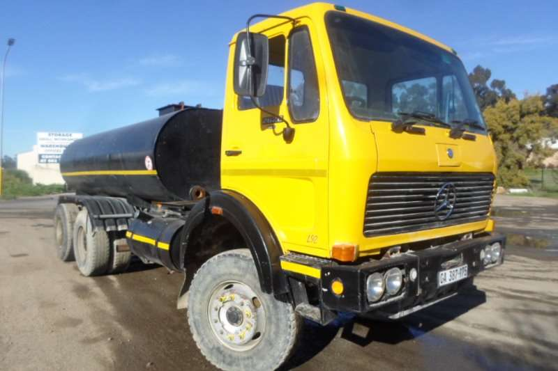 Mercedes Benz Water tanker Mercedes Benz 2628 Water Tanker Truck