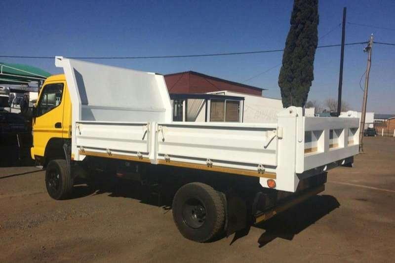 Mitsubishi CANTER FG6-109 4X4- Truck