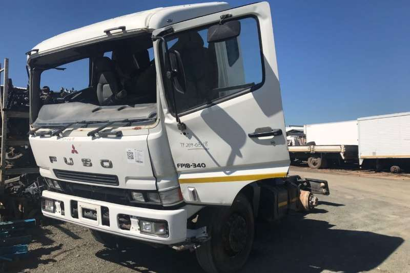 Mitsubishi Chassis cab Fuso FP18 340 Truck