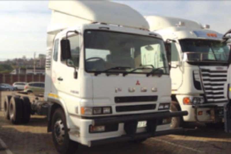 Mitsubishi Chassis cab Fuso FV 26 340 Truck