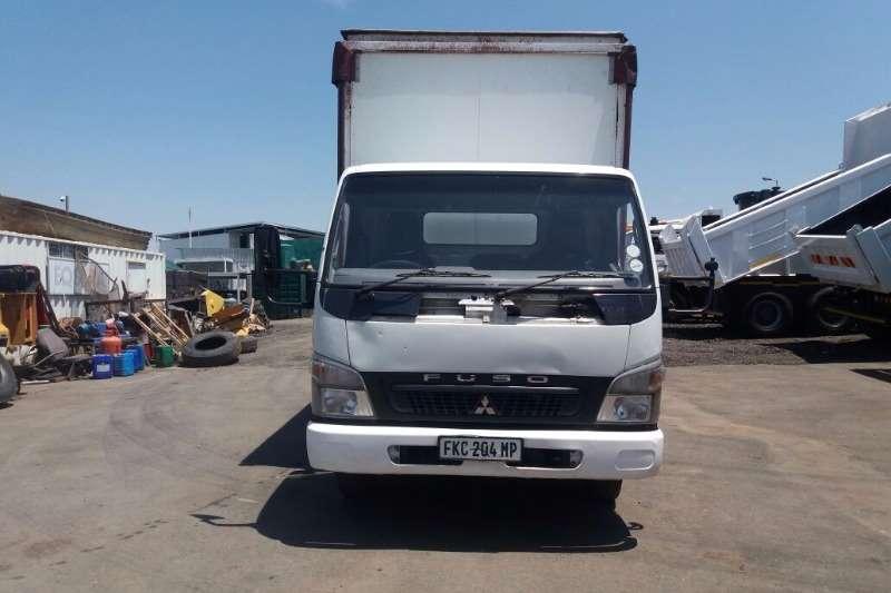 Mitsubishi Closed body Canter Fuso 2.5 Truck