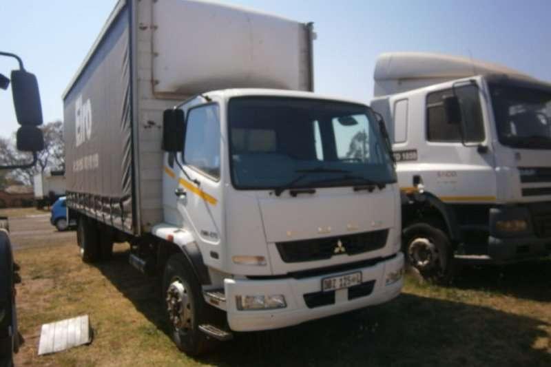 Mitsubishi Curtain side FUSE FM 16-270 Truck