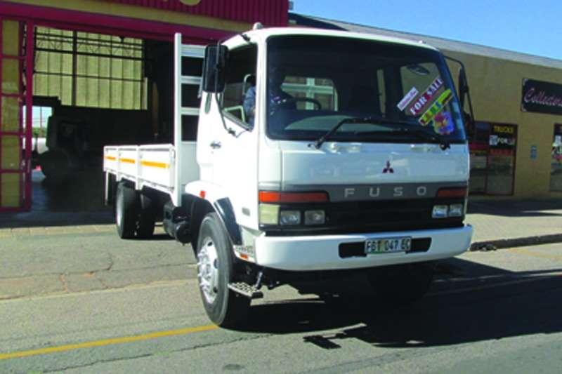 Truck Mitsubishi Dropside 16-258 10 Ton Payload 2008