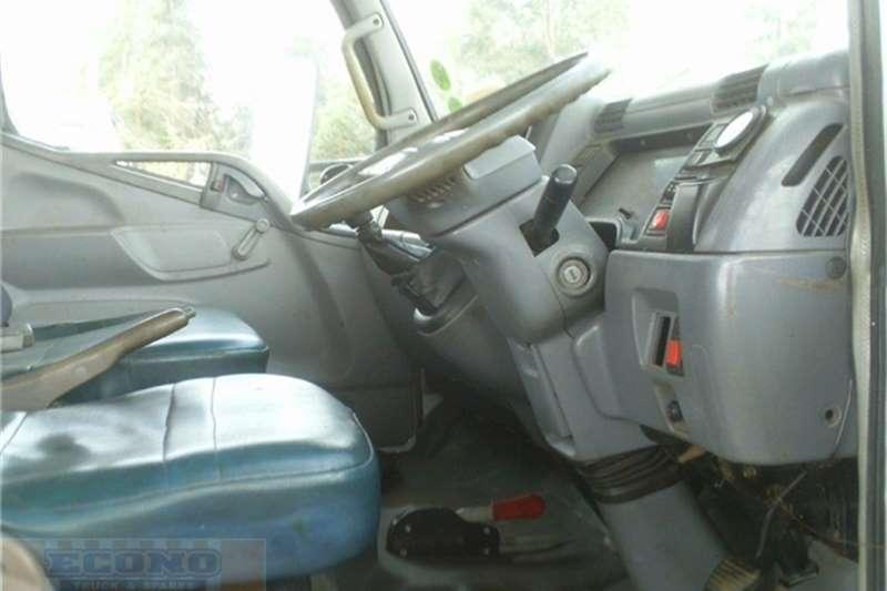 Mitsubishi Dropside FG6-106TD Fuso Canter 4x4 Truck