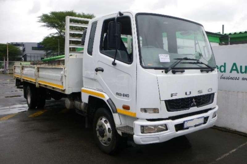 Mitsubishi Dropside Fuso FK13-240 7ton Truck