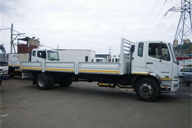 Mitsubishi Dropside FUSO FM16-240 Truck