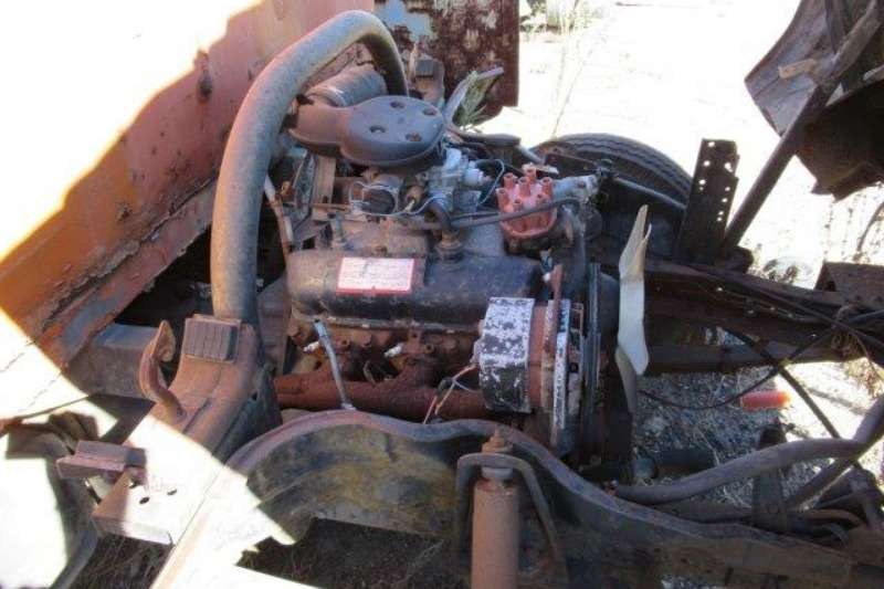Mitsubishi Dropside Mitsubishi Stripped Dropside Truck Truck