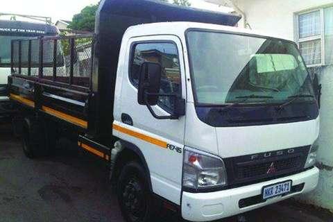 Mitsubishi FE7-136- Truck