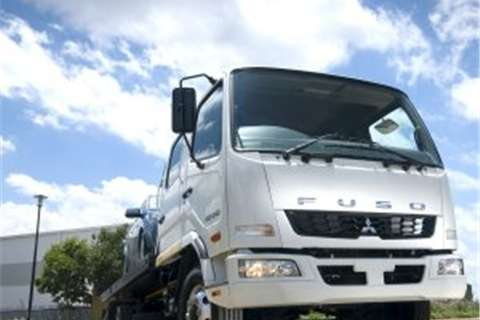 Truck Mitsubishi FK 13-240 (7.5 TON) 2016