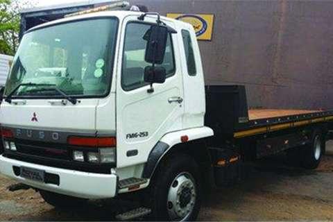 Mitsubishi FM16-253- Truck