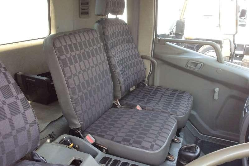 Mitsubishi Tipper Fuso 15 253 Tipper Truck