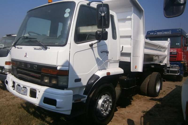 Mitsubishi Tipper Single Axle Truck