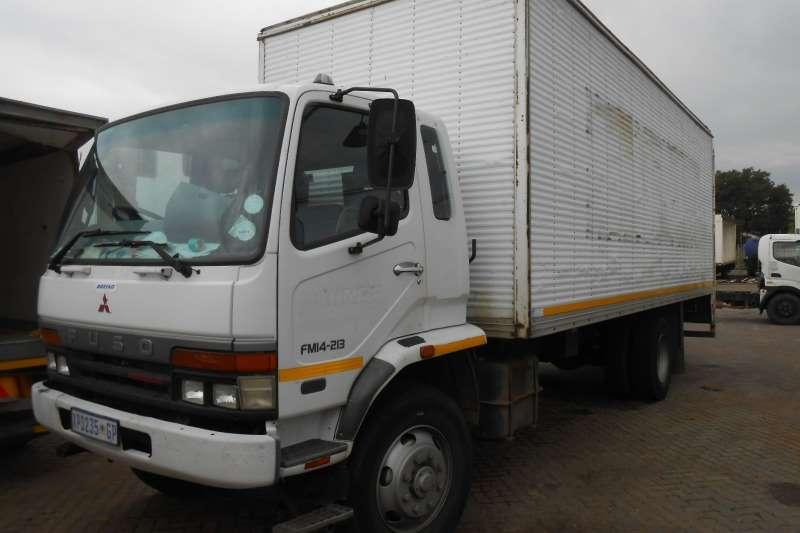 Mitsubishi Van body MITS FUSO 14 213 VAN BODY Truck