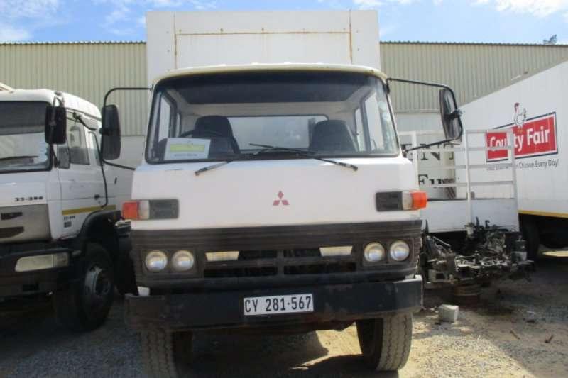 Mitsubishi Volume body FK Truck