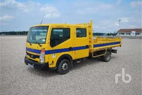 Truck Nissan 35.13  2008