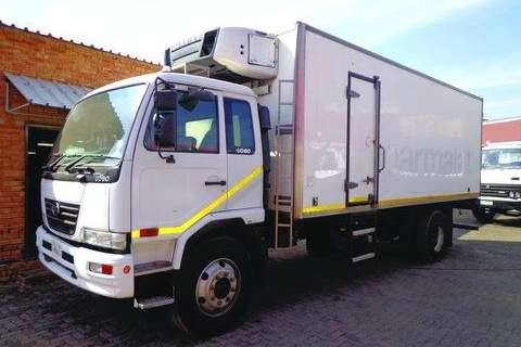 Nissan 80 Refrigerated Truck- Truck