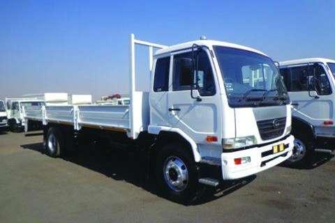 Nissan 90 Dropside- Truck