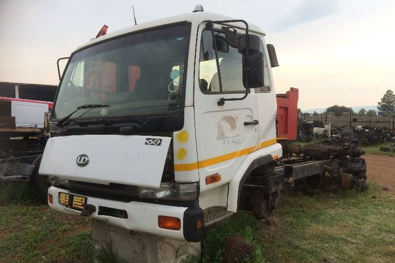 Nissan Chassis cab UD60 Truck