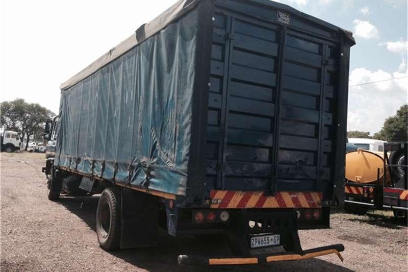 Nissan Curtain side CM14 Truck