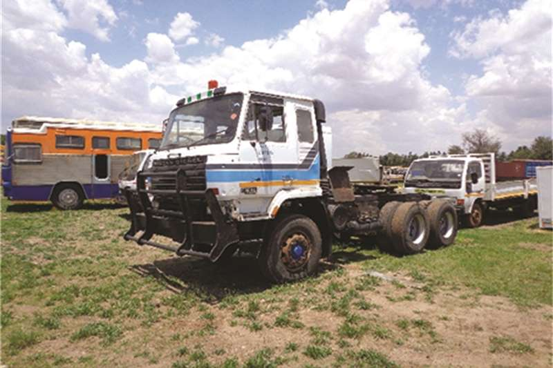 Nissan CW-45 Truck
