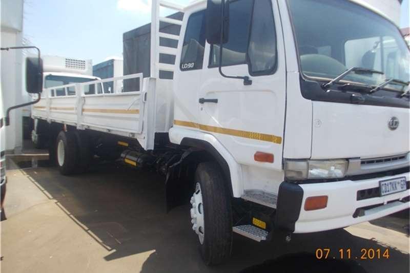 Nissan Dropside NISSAN 8 TONNE TRUCKS Truck