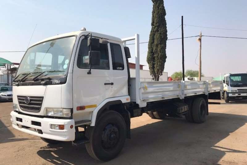 Nissan Dropside NISSAN UD80 DROPSIDE Truck