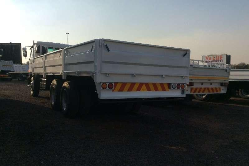 Nissan Dropside UD290 Mass Dropside Truck
