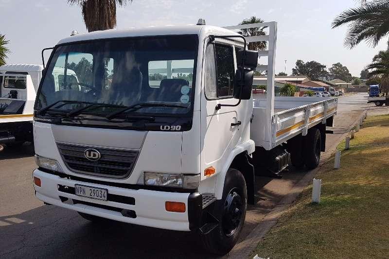 Nissan Dropside UD90 Truck
