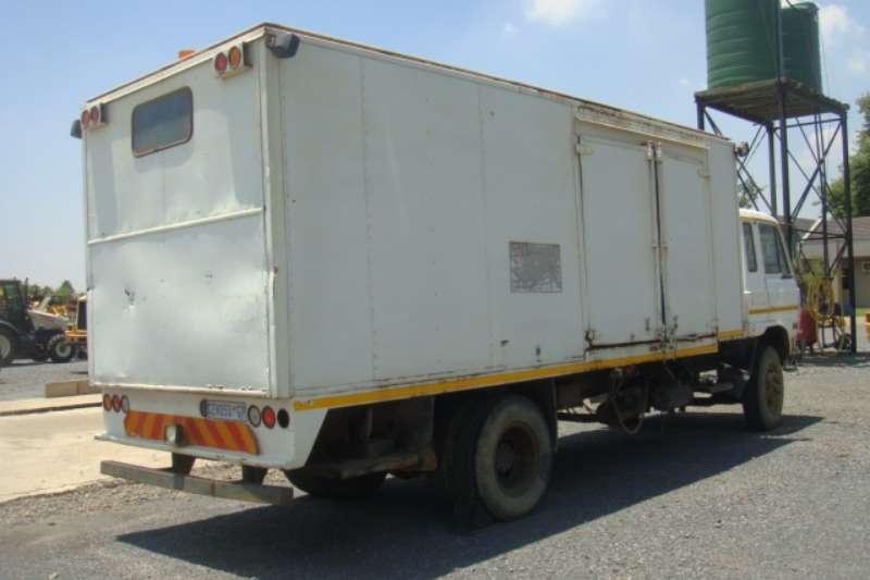 Nissan Field Service Truck 539 Truck