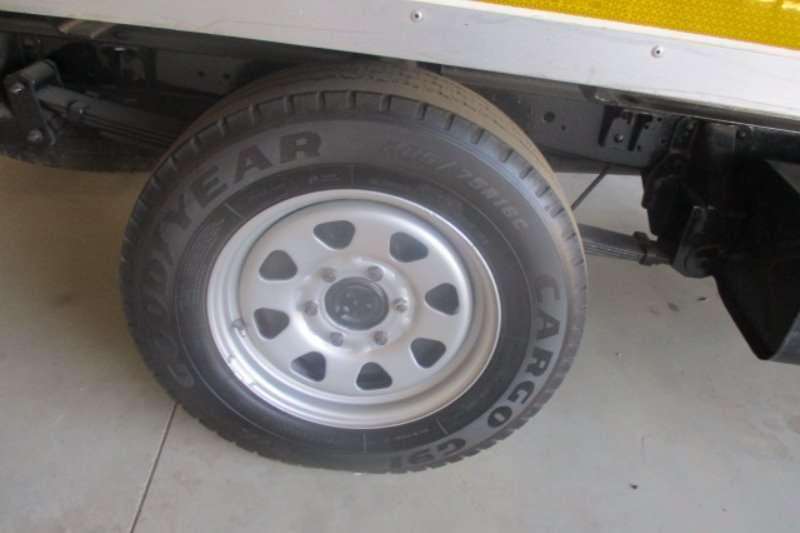Nissan Fridge truck 20 Truck