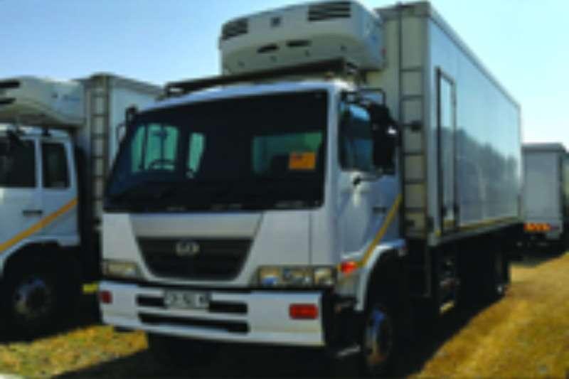 Nissan Fridge truck UD 90 Truck