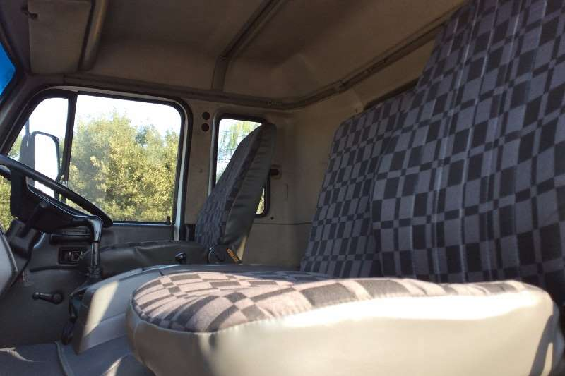 Nissan Fridge truck UD290 Fridge Truck
