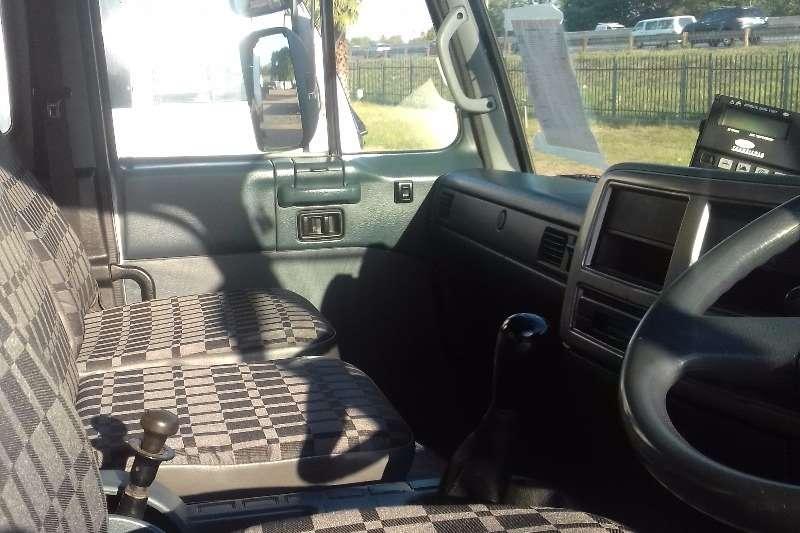 Nissan Fridge truck UD80 Fridge Truck