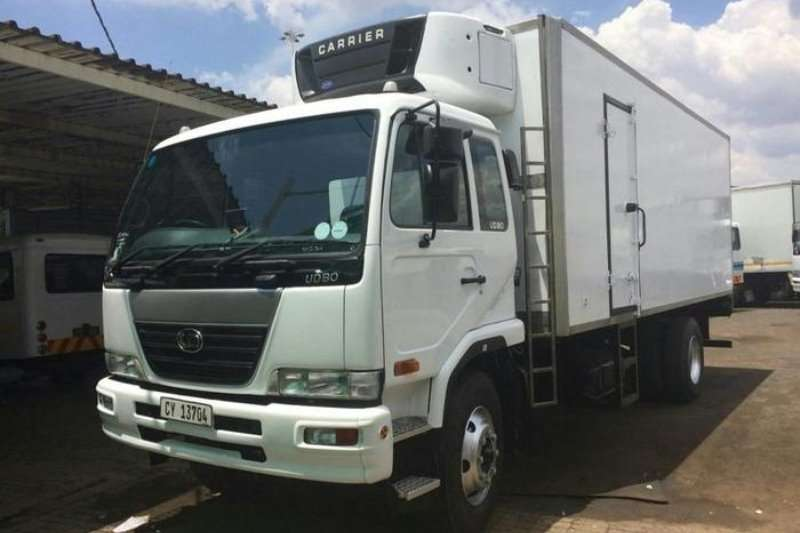 Nissan Fridge truck UD80 Fridge carrier 80  Unit- Truck