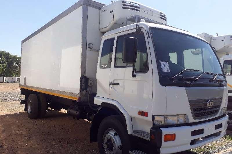 Nissan Fridge truck UD90 Fridge Truck