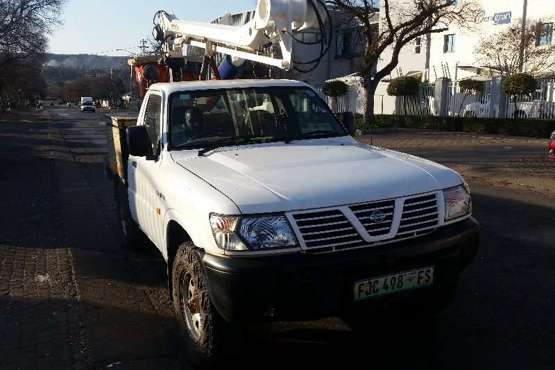 Nissan Insulated body Truck