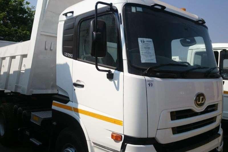 Nissan Nissan UD390 10m3 Tipper Truck