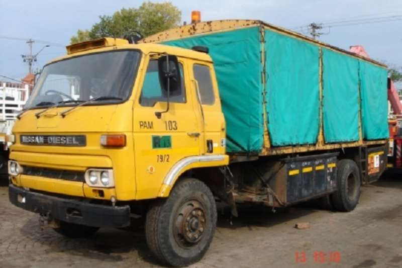 Nissan Other CK10 Truck