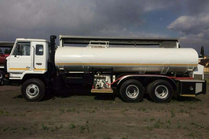 Nissan Other CK10 FUEL TANKER Truck