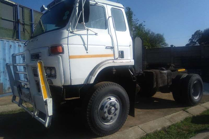 Nissan Other Nissan Cm Single Diff Truck Tractor Truck