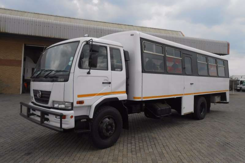 Nissan Other NISSAN UD80 WITH PERSONAL CARRIER BODY   Truck