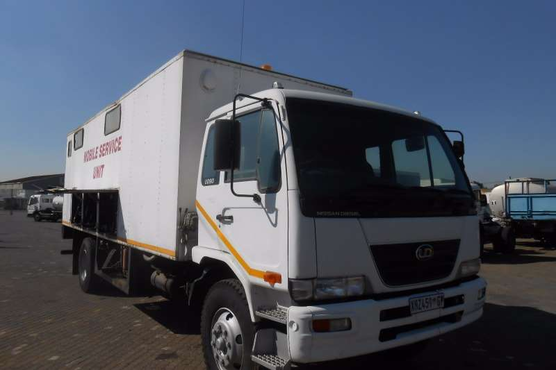Nissan Other NISSAN UD90 SERVICE UNIT Truck