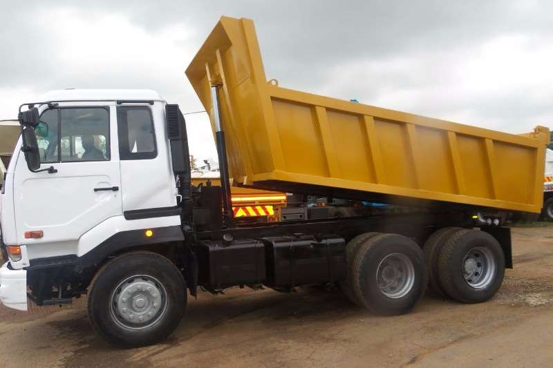 Nissan Tipper NISSAN UD 440 .SOLD WITH ROADWORTHY Truck