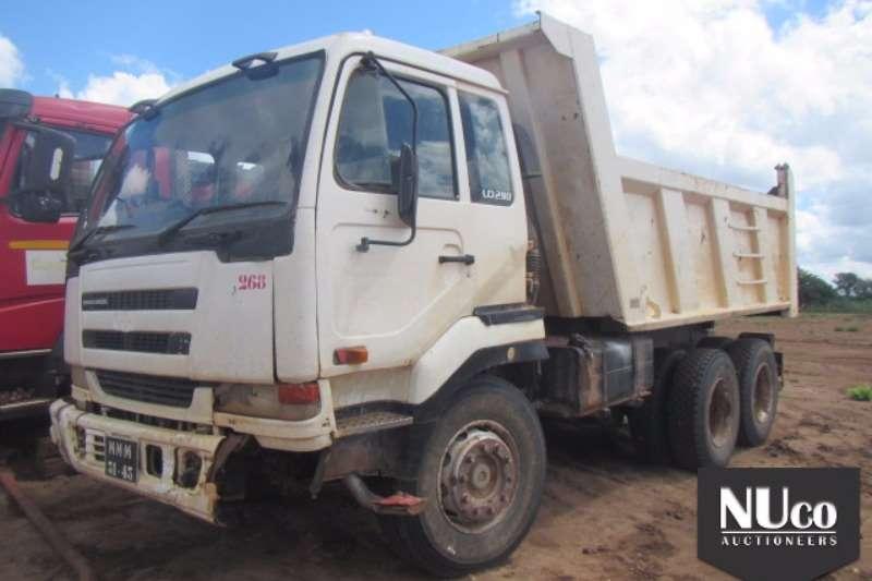 Truck Nissan Tipper NISSAN UD290 10M3 TIPPER 0
