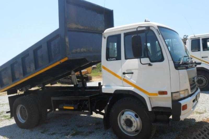 Truck Nissan Tipper Nissan UD85 4m3 Tipper (Vin No: ADDT5400000002729  0