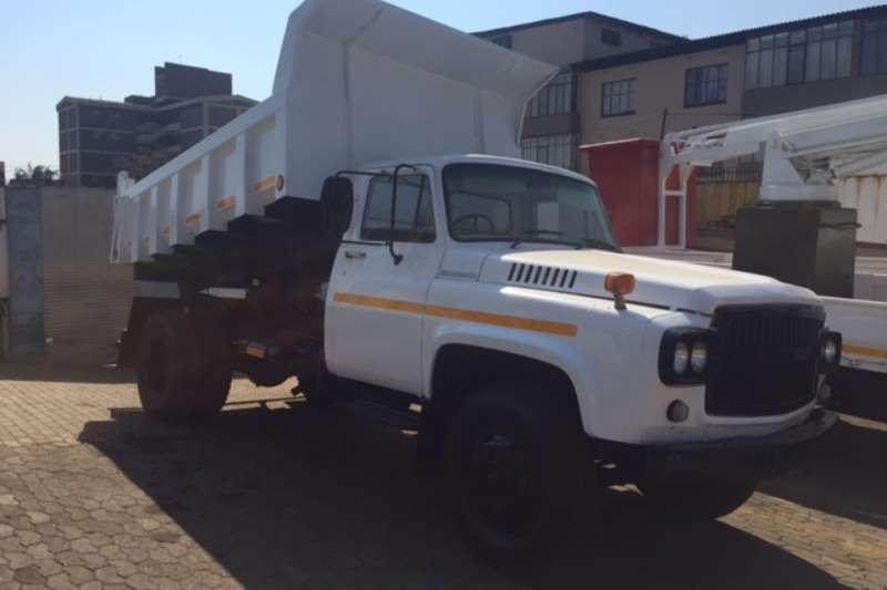 Nissan Tipper Nissan UG 780 Tipper ADE352 Truck