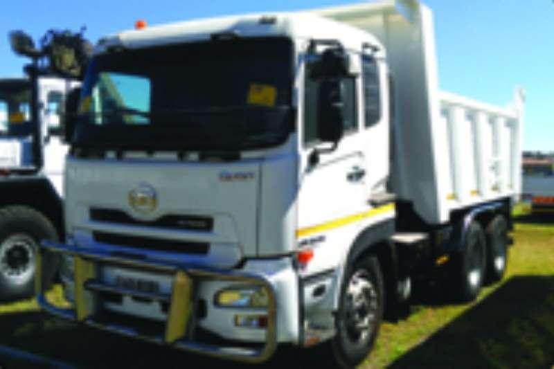Nissan Tipper Quonn GW 26-410 Truck