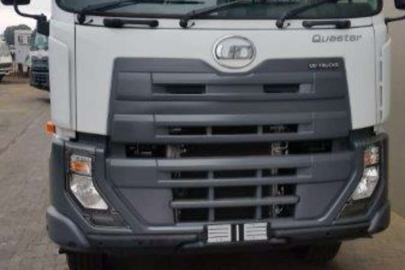 Nissan Tipper UD Quester 8x4 Tipper Truck